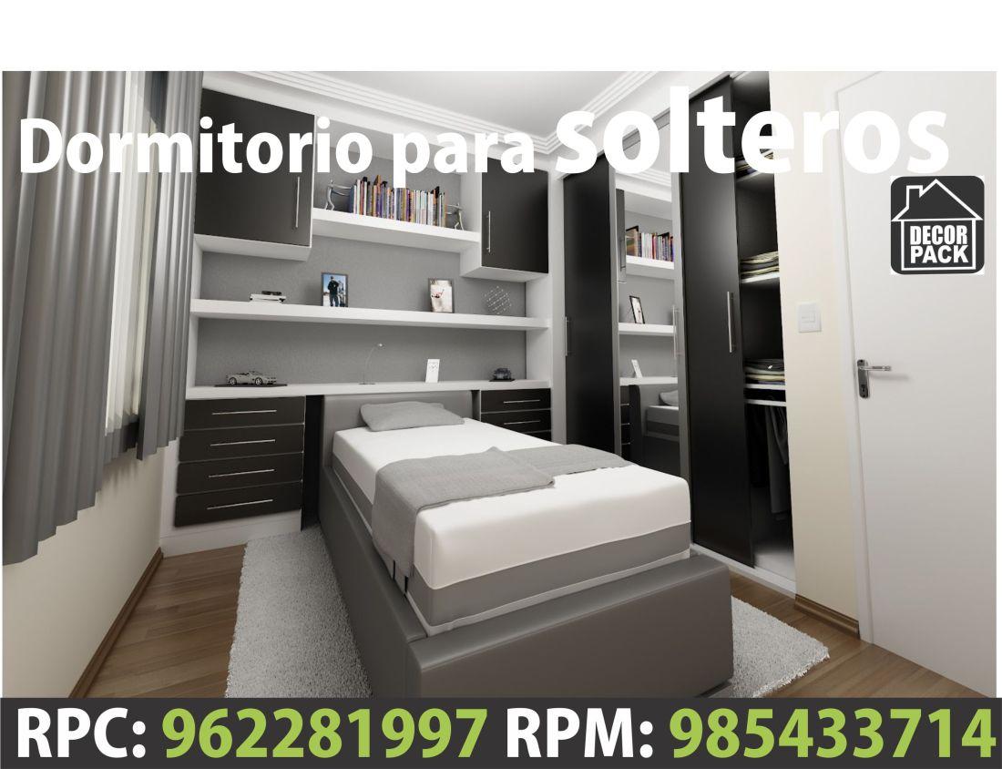 Closet roperos para espacios peque os p gina 3 dise o - Sillones pequenos para dormitorios ...